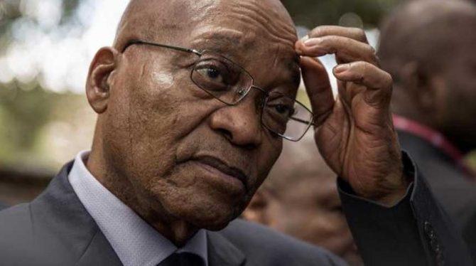 'ANC GEEFT ZUID-AFRIKAANSE PRESIDENT ZUMA 48 UUR OM AF TE TREDEN'