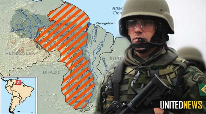 BRAZILIE NEEMT GUYANA ONDER DE VLEUGELS TEGEN AGRESSIEVE VENEZUELA