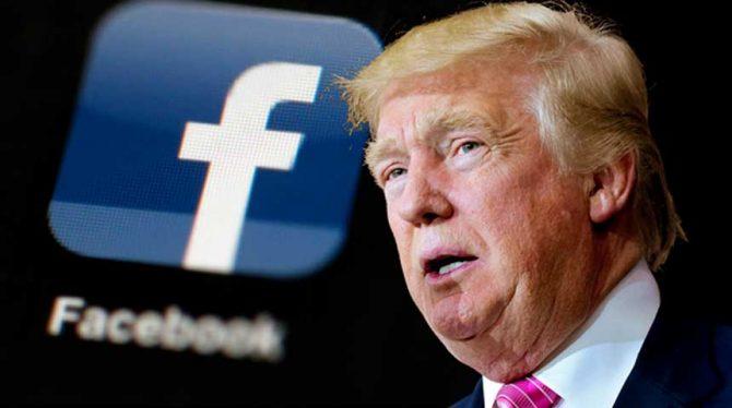 NY TIMES: BEDRIJF GELINKT AAN TRUMP BEÏNVLOEDDE STEMGEDRAG. 'GROOTSTE PRIVACYSCHENDING FACEBOOK OOIT'