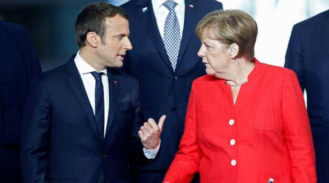 EU-LANDEN WILLEN DAT DE VS DE SANCTIES TEGEN RUSLAND AFZWAKKEN, OMDAT ZE OOK DE EUROPESE ECONOMIE DREIGEN TE SCHADEN