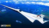 NASA'S SUPERSONISCHE VLIEGTUIG: AMSTERDAM-NEW YORK IN 4 UUR