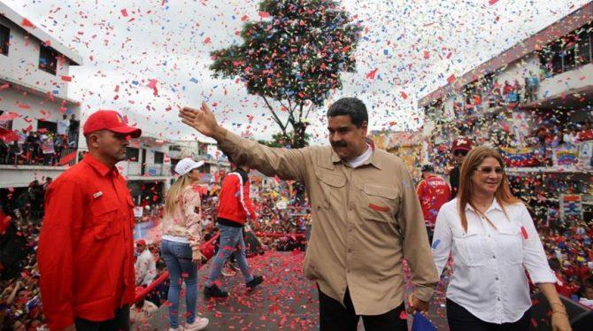 ZIJN PRESIDENTSVERKIEZINGEN LAATSTE REDDINGSBOEI VOOR GEÏMPLODEERD VENEZUELA?