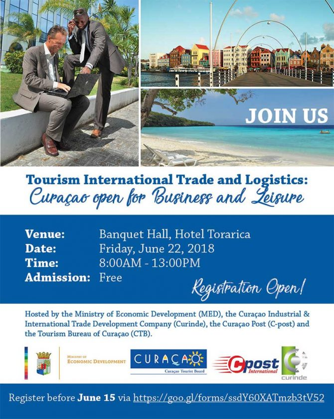 CURAÇAO OPEN FOR BUSINESS & LEISURE | VENUE: BANQUET HALL HOTEL TORARICA