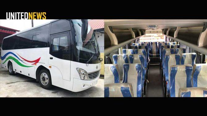 TRAVEL THE GUIANAS BREIDT TRANSPORTVLOOT UIT MET LUXE TOURINGCAR
