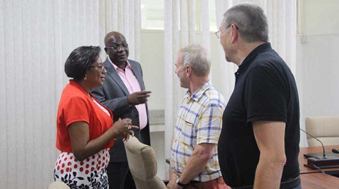 GUYANA CLOSER TO DIGITISED GOVERNMENT