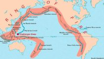 'RING OF FIRE' HIT WITH 70 EARTHQUAKES IN JUST 48 HOURS