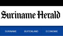REGERING EIST CORRECTIE SURINAME HERALD