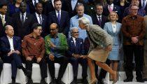 IMF TEGEN LANDEN: BEPERK SCHULDEN EN WERK SAMEN