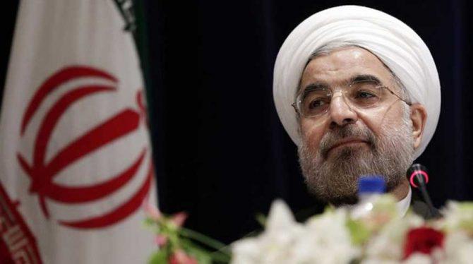 IRAN BLIJFT OLIE VERKOPEN: 'SANCTIES TRUMP ZIJN HANDELSOORLOG VAN VS'