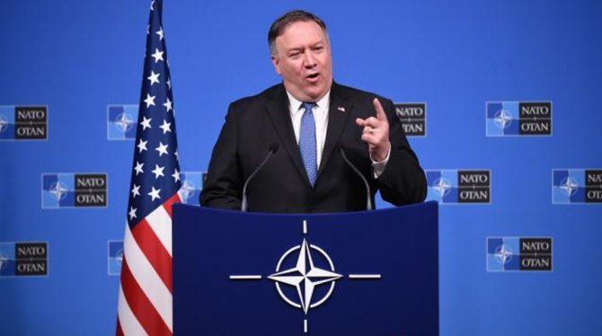 NAVO beschuldigt Rusland officieel van schenden nucleair verdrag